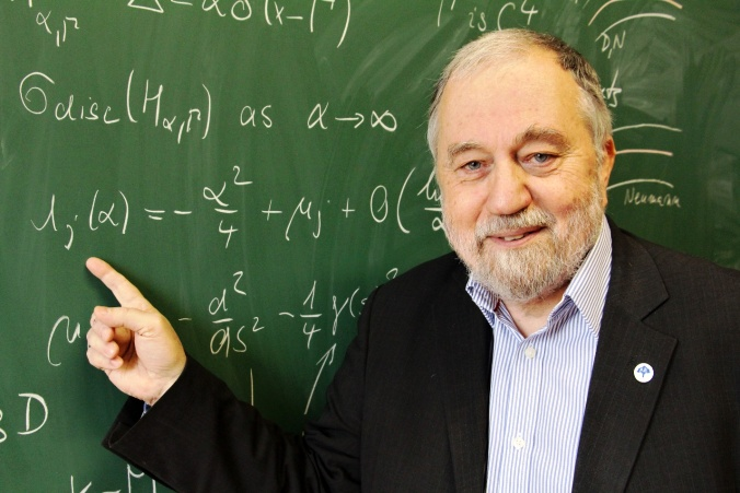 prof. Pavel Exner